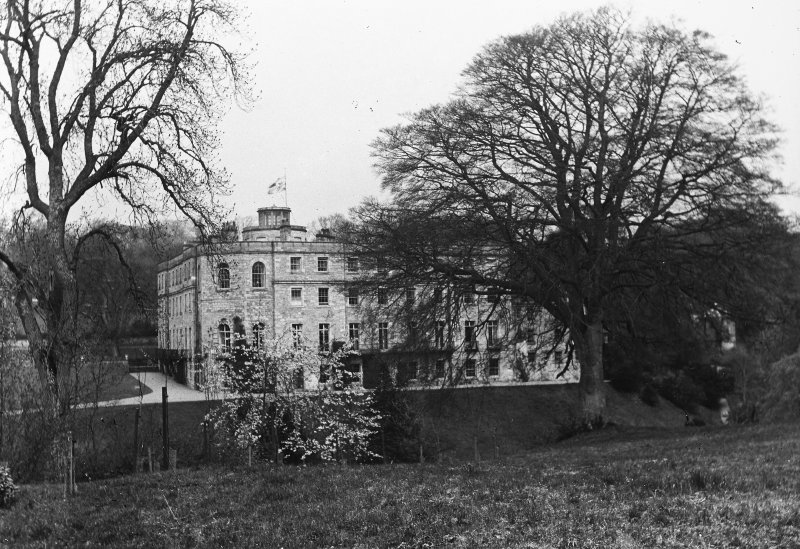 Minto House View from South