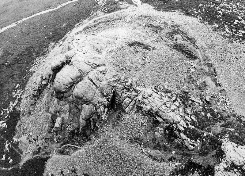 Mither Tap of Bennachie: aerial photograph