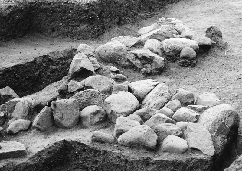 Excavation photograph.