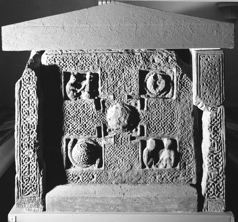 Sarcophagus - end panel