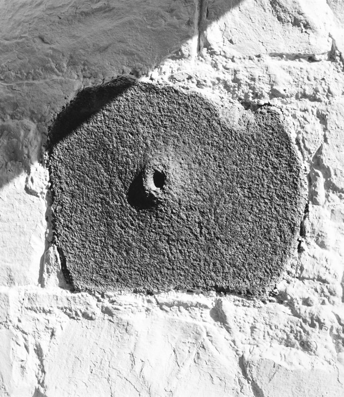 Fragment of quern.