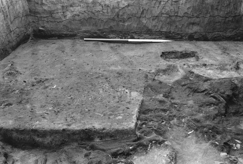 Rat Bal, Neolithic ploughmarks and wood, 18, 19.