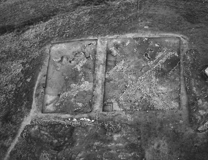 Overhead shot of site, no further information.