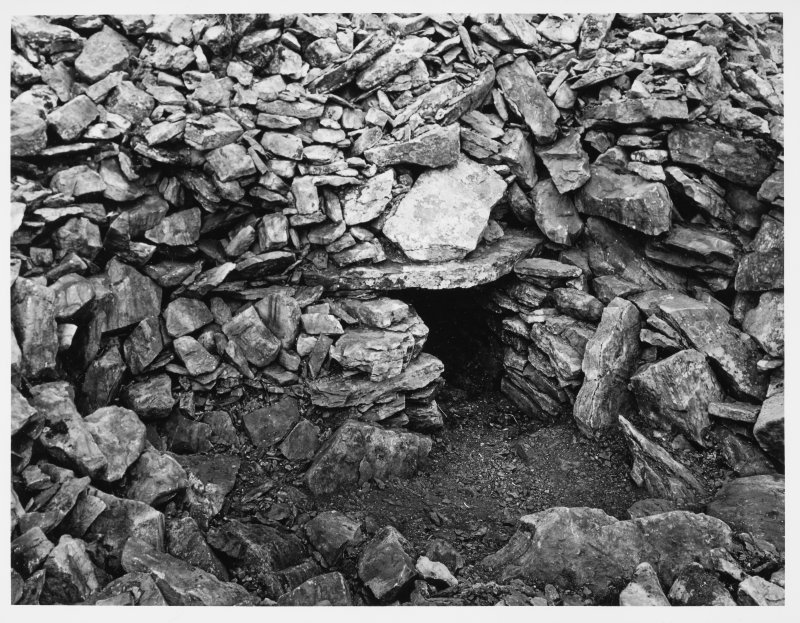 Camster Long Cairn West Chamber