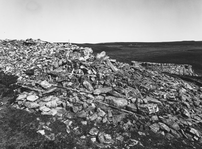 Camster Long Cairn Excavations
