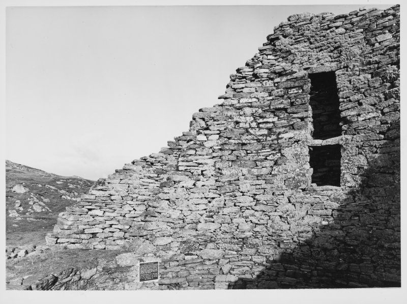 Duncarloway Broch, General Views