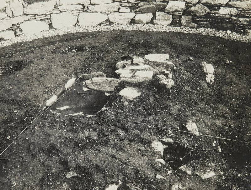 Glenelg Broch, General Views and excavations