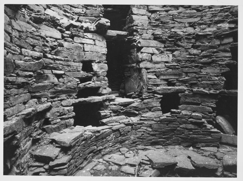 Mousa Broch Shetland General views