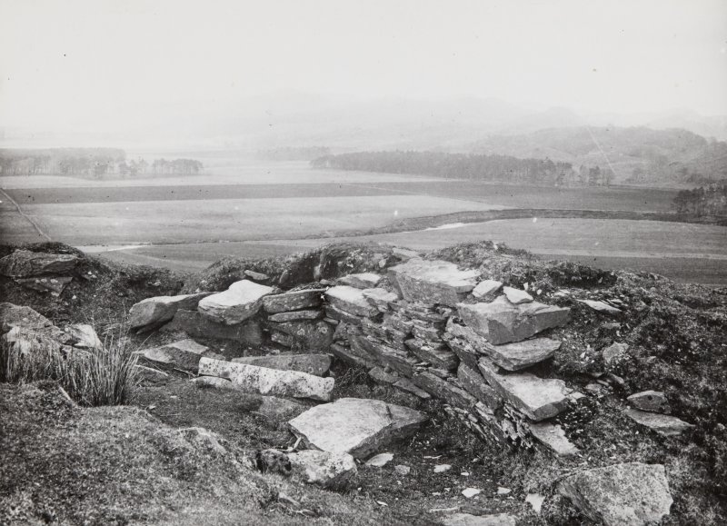 Dun Add Stones Argyllshire General views