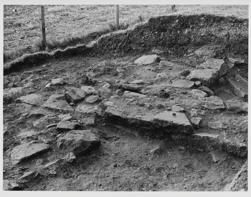 Kildrummy Castle Excavations