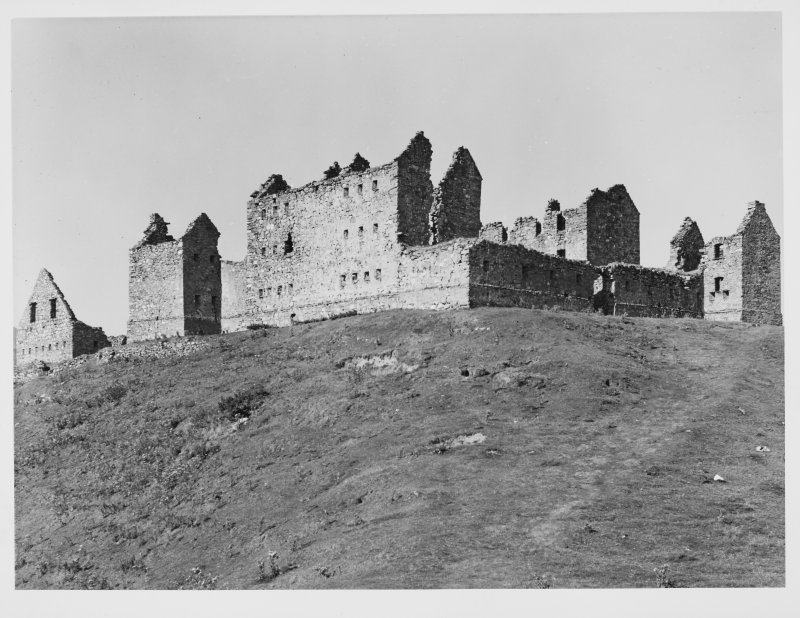 Ruthven Barracks Nr Kingussie