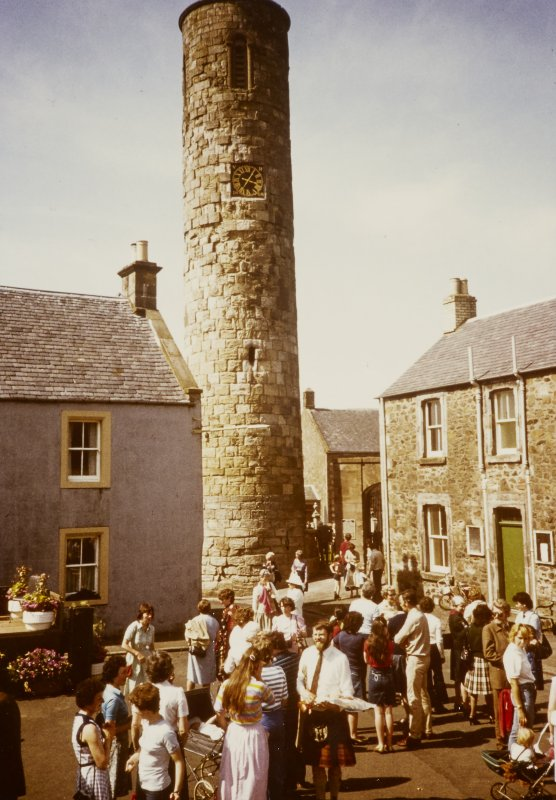 Abernethy Round Tower, Perthshire