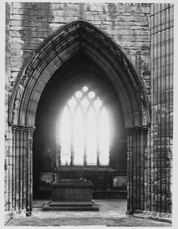 Elgin Cathedral, Morayshire.  General Views