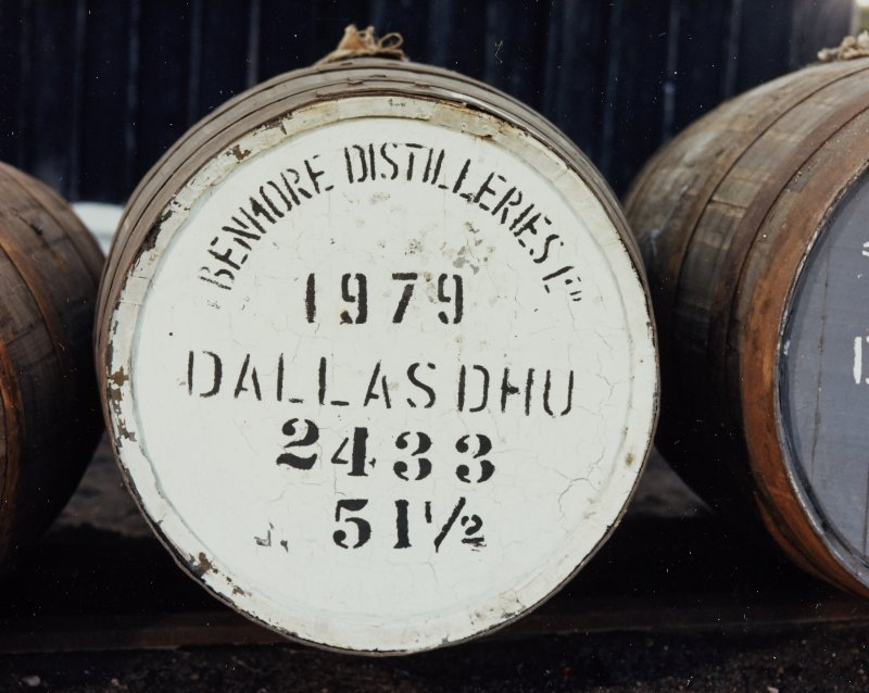 Dallas Dhu Distillery