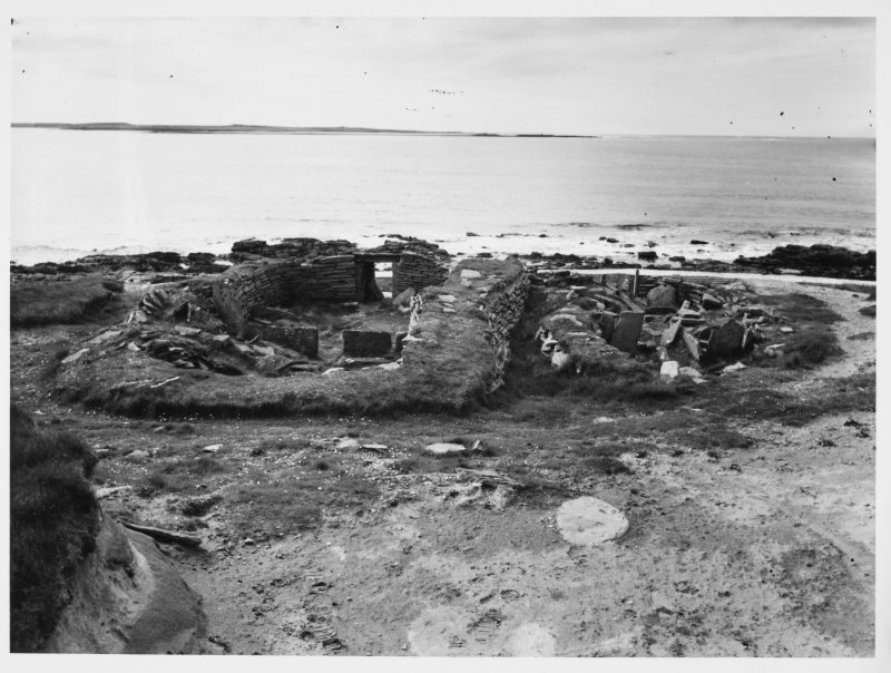 Knap of Howar Papa Westray Orkney General Views
