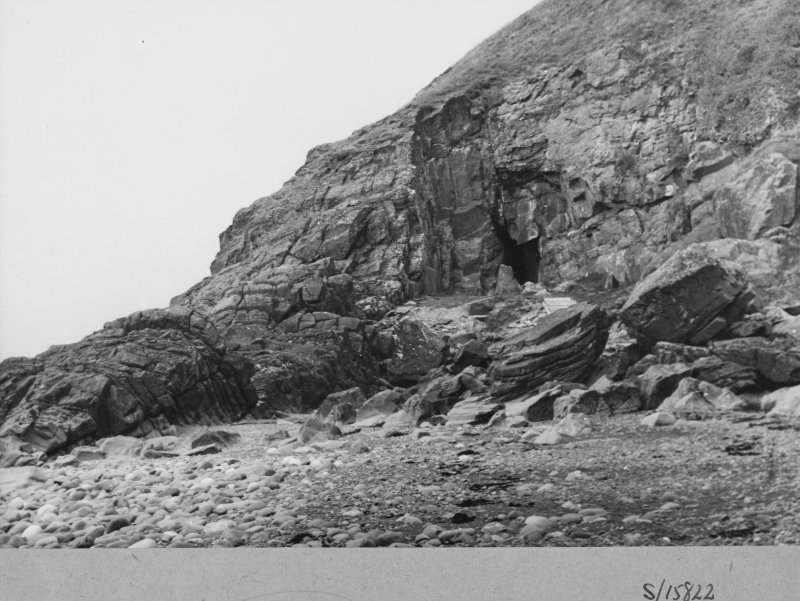 St Ninians Cave, Whithorn