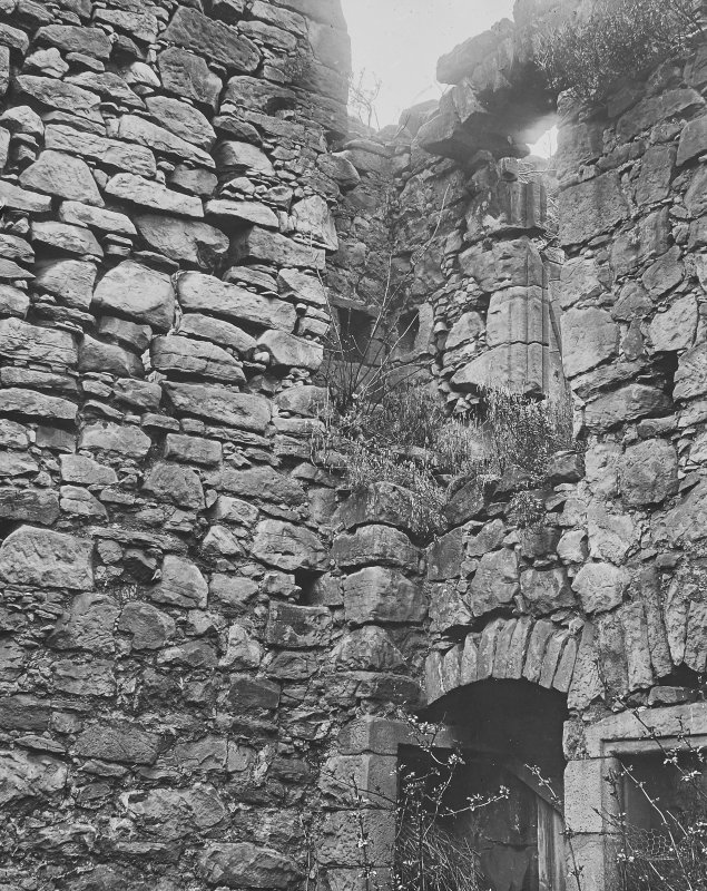 Aberdour Castle Fife Exteriors & Interiors Copy Photos