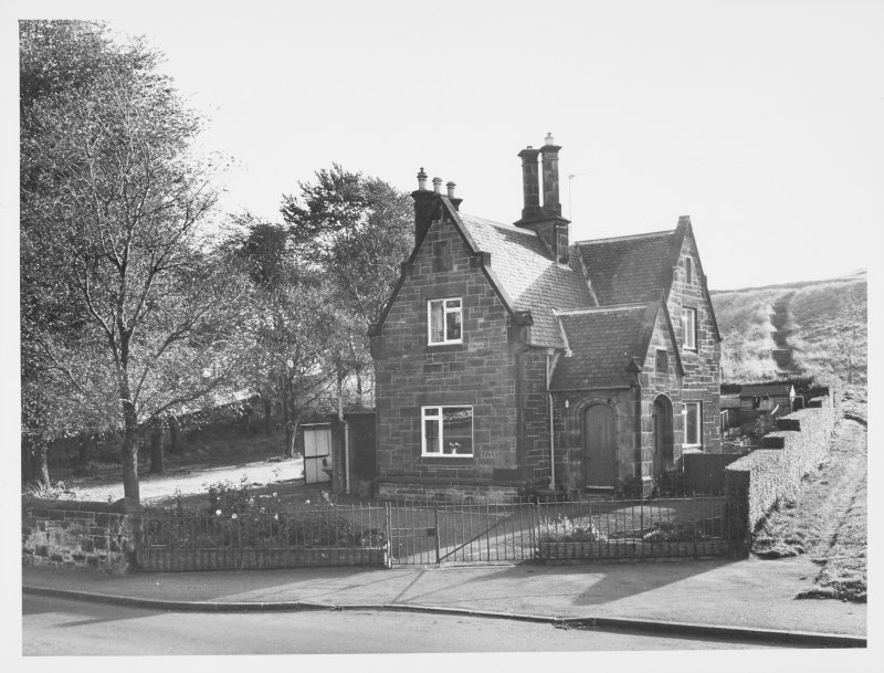 Holyrood Park Lodge, Meadowbank Dumbiedikes, St Leonards Wells o'Wearie