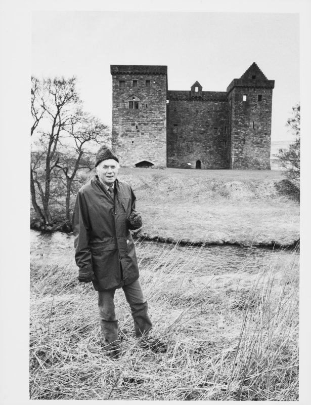 Mr Magiver- Hermitage Castle