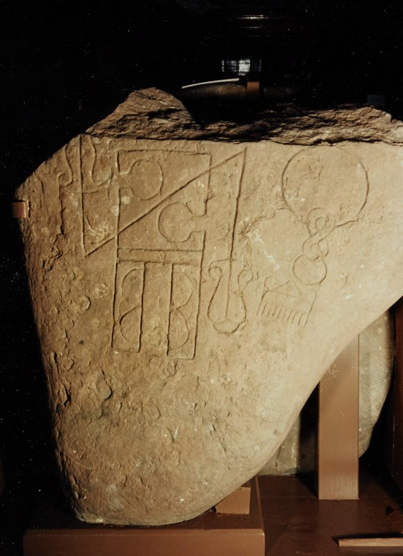 Dunrobin Museum, Carved Pictish Stones