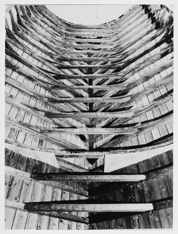 Grandtully - St. Mary's Survey Views of Rafters