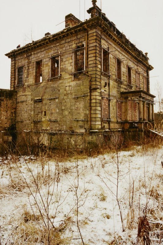 Mavisbank House record of dereliction