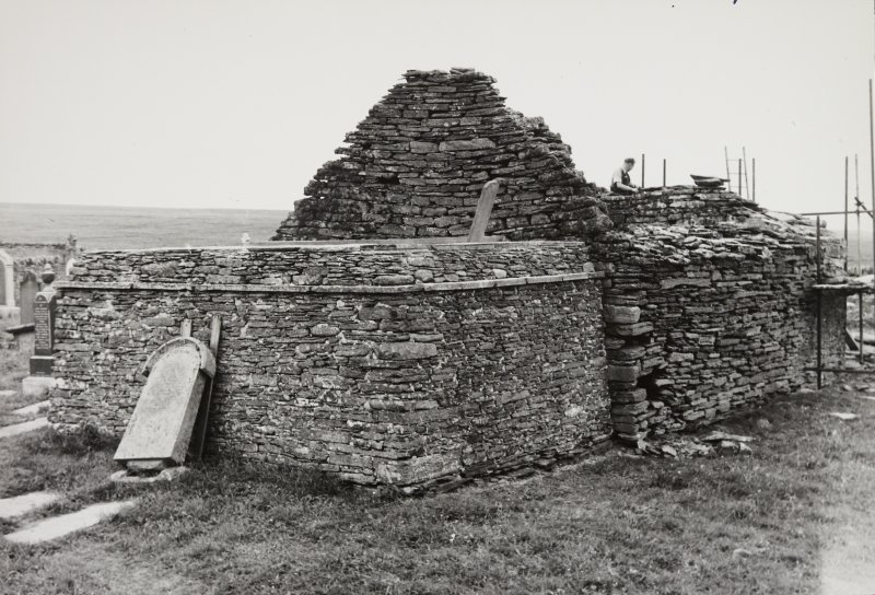 Crosskirk - St Mary's Chapel Nr Thurso Caithness