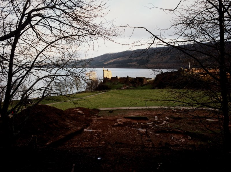 Urquhart Castle Views Prior to Visitor Centre